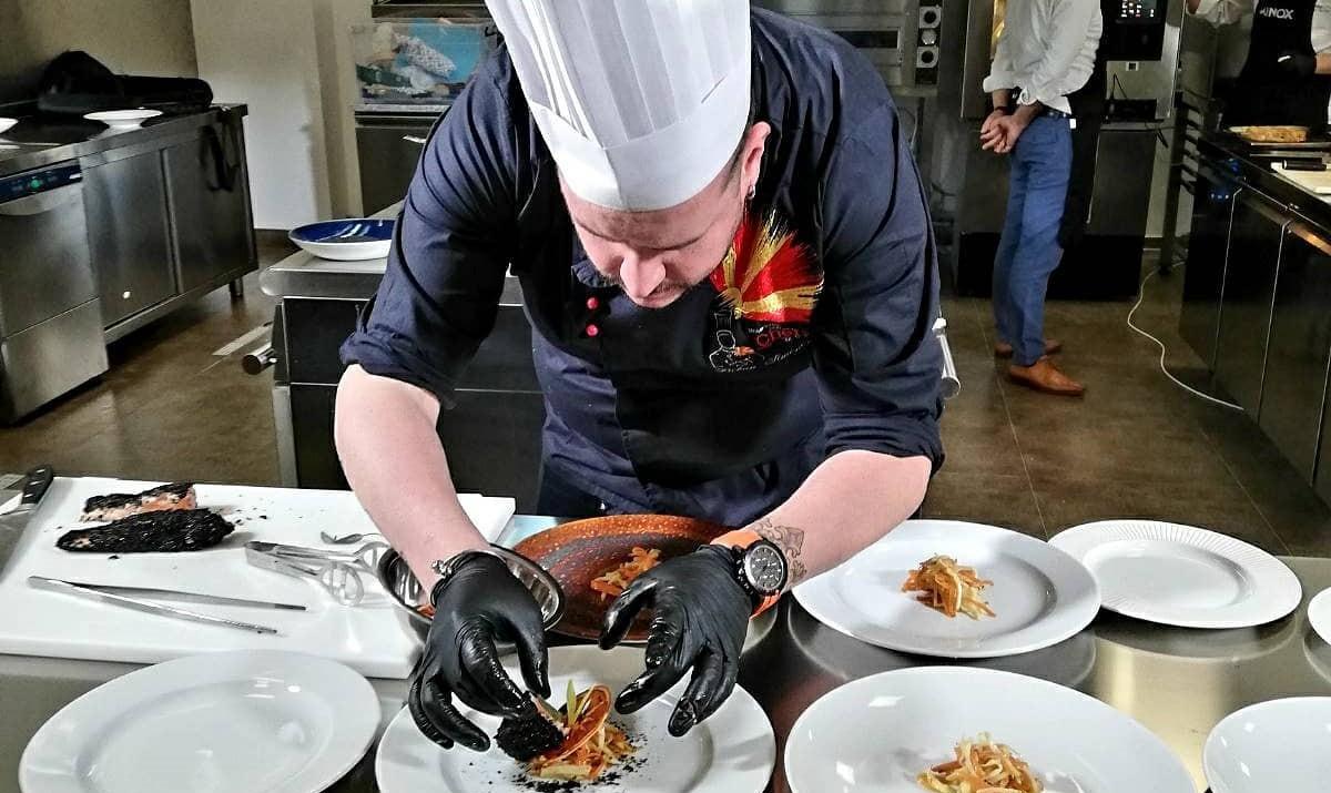 Powered by SKARA BAR & Chef Boban Simonovski